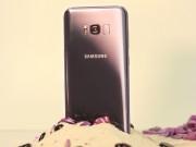 Bị bỏ bùa trước vẻ đẹp của Samsung Galaxy S8+ màu tím khói