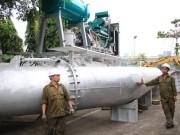 Tin tức trong ngày - Cận cảnh siêu máy bơm chống ngập ở TP HCM