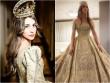 Váy cưới 227 tỷ đẹp như giấc mơ của con gái tỷ phú dầu khí Nga