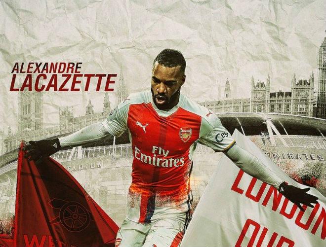 """Arsenal – Sydney: Trình làng """"bom tấn"""" Lacazette nghìn tỷ đồng - 1"""