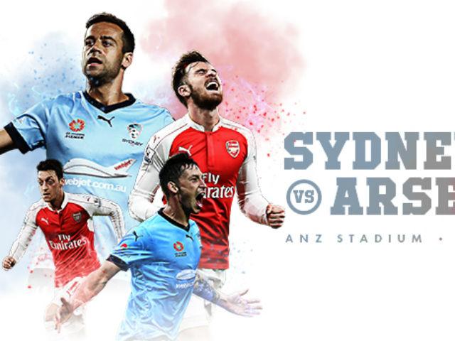 """Nhận định bóng đá Arsenal – Sydney: Trình làng """"bom tấn"""" nghìn tỷ đồng"""