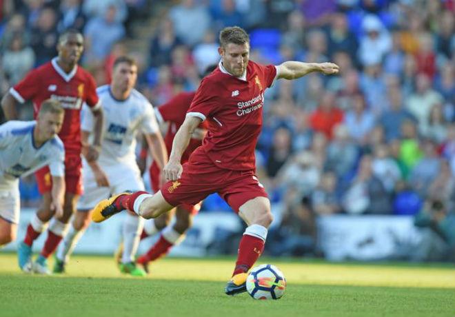 Tranmere - Liverpool: Tưng bừng hai quả phạt đền - 1