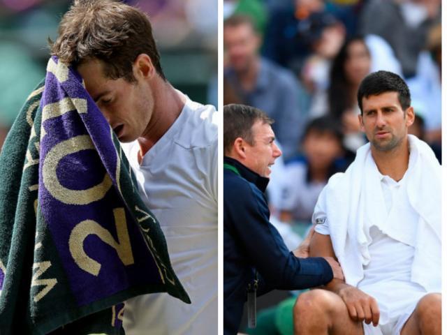 Wimbledon: Murray lo mất ngôi số 1, Djokovic sợ bỏ US Open