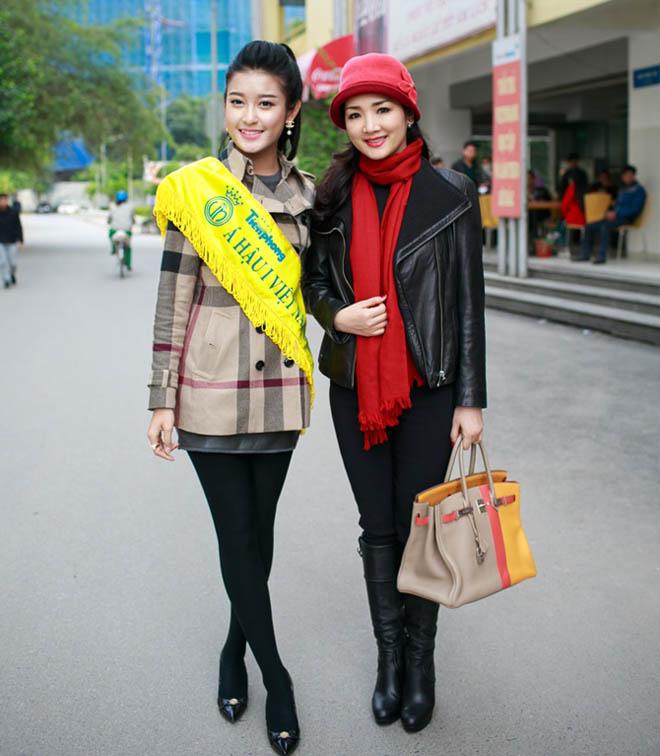 Giáng My trẻ đẹp, gợi cảm lấn át hoa hậu Thu Thảo, Tú Anh - 10