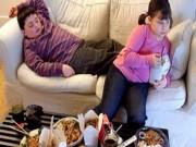 Sức khỏe đời sống - Ở càng dơ càng dễ bị béo phì