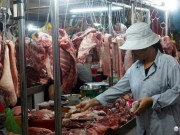 Thị trường - Tiêu dùng - Giá lợn hơi bất ngờ tăng trở lại