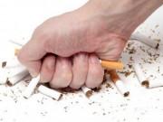 Xả xì chét: Bỏ thuốc lá chưa bao giờ dễ đến thế !