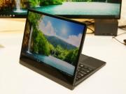 Dell Latitude 7285: laptop siêu di động hỗ trợ sạc không dây