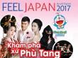 Du lịch văn hóa Nhật Bản Feel Japan 2017 trở lại hoành tráng tại TP.HCM
