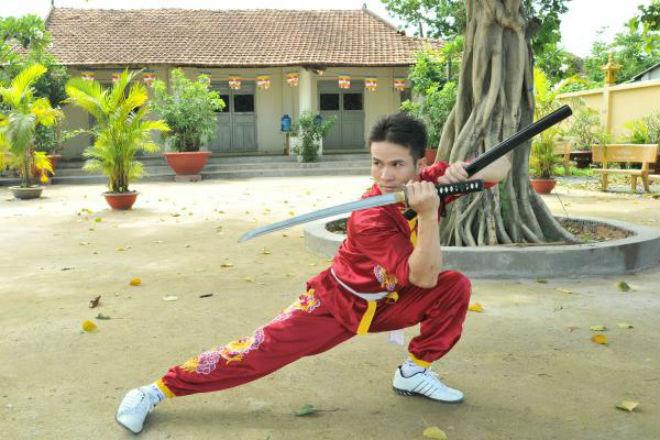 Nhiều võ sư Việt Nam thách đấu với chuẩn võ sư Pierre - 1