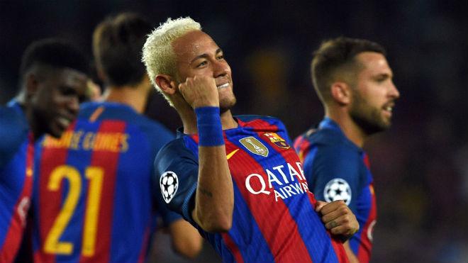 """Đua Quả bóng vàng: Neymar """"mưu đồ"""" phá đế chế Ronaldo - Messi - 1"""