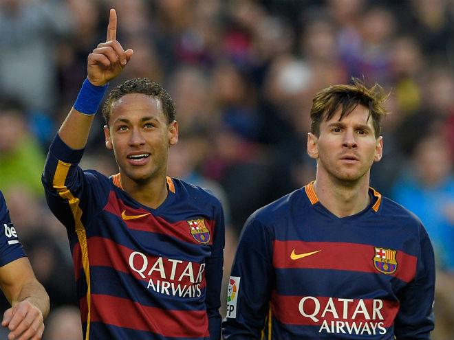 """Đua Quả bóng vàng: Neymar """"mưu đồ"""" phá đế chế Ronaldo - Messi - 2"""