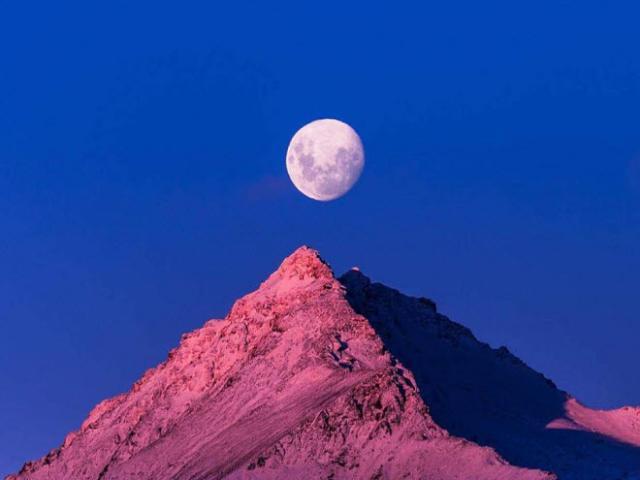 Ngắm khung cảnh bầu trời đẹp chưa từng thấy ở New Zealand