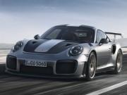 Porsche 911 GT2 RS 2018 chốt giá 19,1 tỷ đồng ở Việt Nam