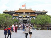 Hoàng cung Huế nằm top 7 điểm tham quan du lịch hàng đầu