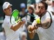 """Cilic - Querrey: Siêu kịch tính 2 """"máy bắn bóng"""" (Bán kết Wimbledon)"""