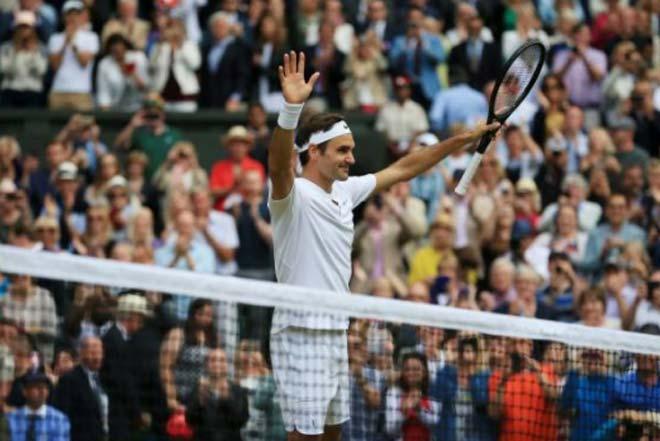 Wimbledon, Djokovic hãy học Federer: Lùi 1 bước, nhảy vọt 2-3 bước - 2