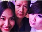 Dương Mỹ Linh phản ứng lạ khi vợ cũ Bằng Kiều tiết lộ chuyện chia tay