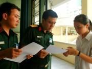 Giáo dục - du học - Điểm sàn xét tuyển vào 19 trường quân đội mới nhất
