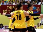 ĐT Việt Nam - Suwon: Những phút kịch tính (bóng chuyền VTV Cup)
