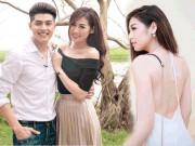 """Ca nhạc - MTV - Vẻ nóng bỏng của bạn gái Á hậu được Noo Phước Thịnh """"ra mắt gia đình"""""""
