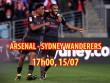 Arsenal – Sydney Wanderers: Phấn khởi khoe hỏa lực