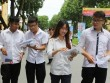 Ngưỡng điểm nhận hồ sơ xét tuyển năm 2017 ĐH Quốc gia Hà Nội