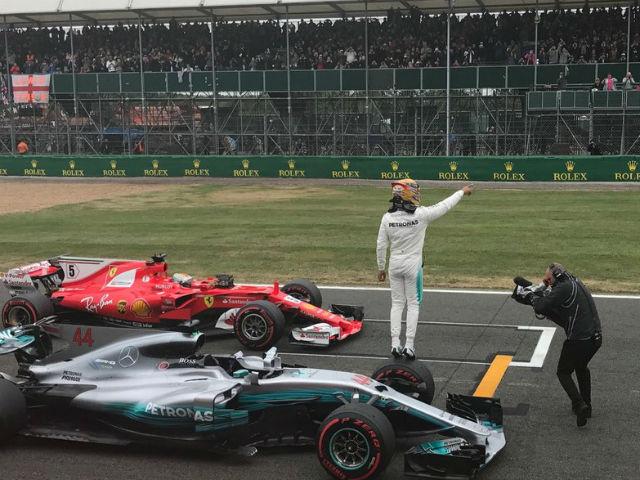 """Đua xe F1, phân hạng British GP: """"Viên ngọc trai đen"""" che mờ tất cả"""