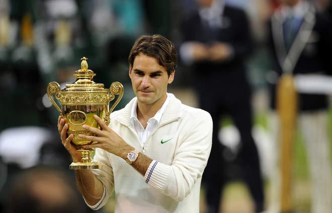 """Chi tiết Federer - Cilic: """"Tàu tốc hành"""" vẫn là số 1 (Chung kết Wimbledon) - 10"""