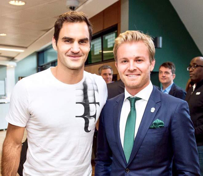 """Chi tiết Federer - Cilic: """"Tàu tốc hành"""" vẫn là số 1 (Chung kết Wimbledon) - 8"""