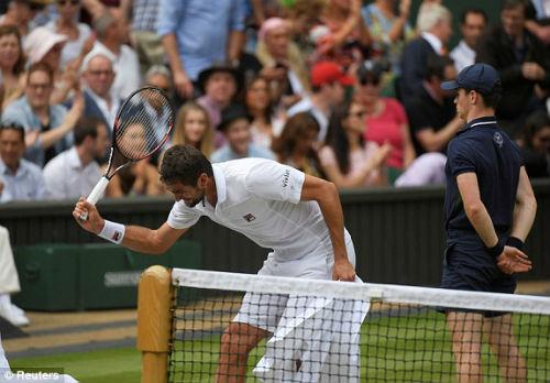 """Chi tiết Federer - Cilic: """"Tàu tốc hành"""" vẫn là số 1 (Chung kết Wimbledon) - 5"""