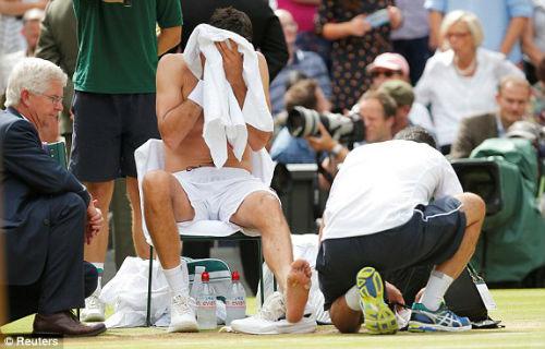 """Chi tiết Federer - Cilic: """"Tàu tốc hành"""" vẫn là số 1 (Chung kết Wimbledon) - 6"""