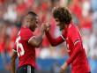 LA Galaxy - MU: Đại tiệc 7 bàn mãn nhãn chào Lukaku