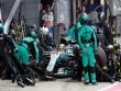 Video đua xe F1, British GP: Bi kịch nổ lốp và kẻ thống trị