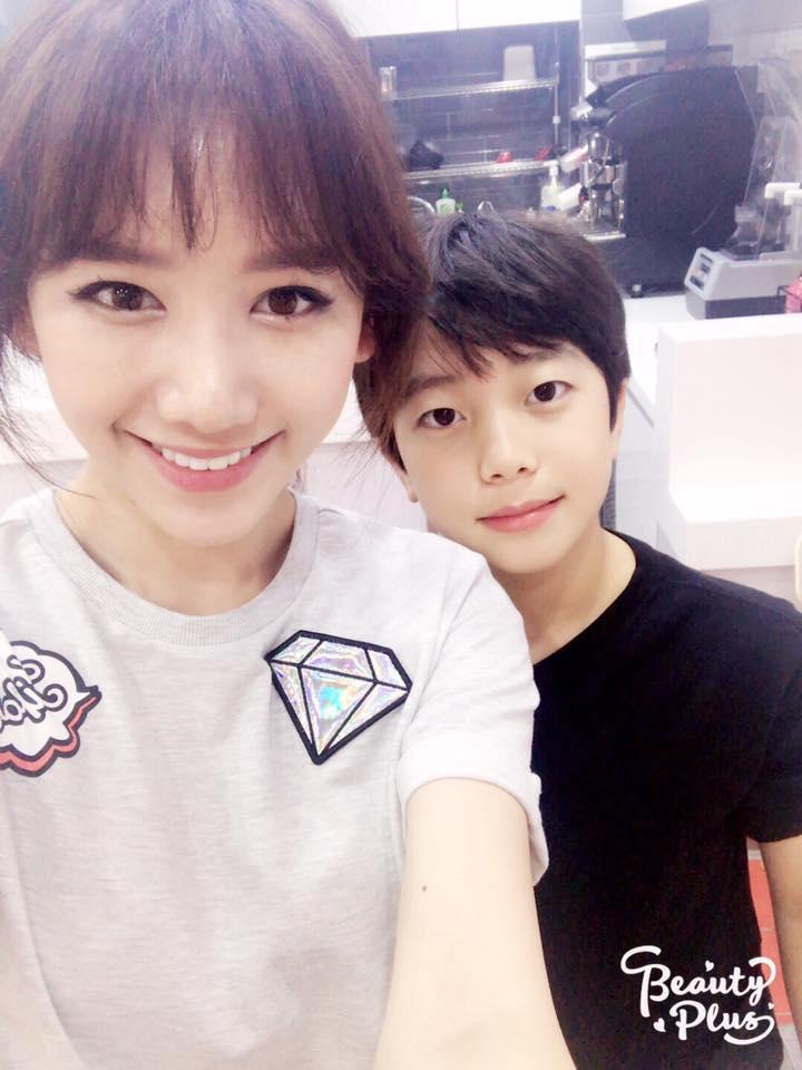 Hari Won mong sớm có con gái vì đã tìm được rể hiền - 1