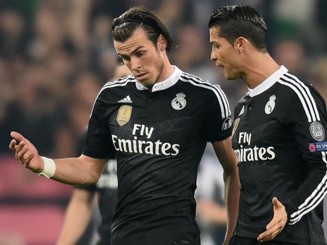Nội bộ Real: Lật Ronaldo bất thành, Bale dễ bị trảm