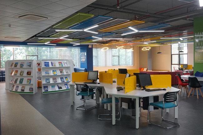 Cận cảnh diện mạo thư viện truyền cảm hứng đầu tiên tại Việt Nam - 10