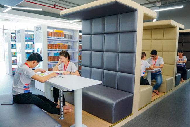 Cận cảnh diện mạo thư viện truyền cảm hứng đầu tiên tại Việt Nam - 13
