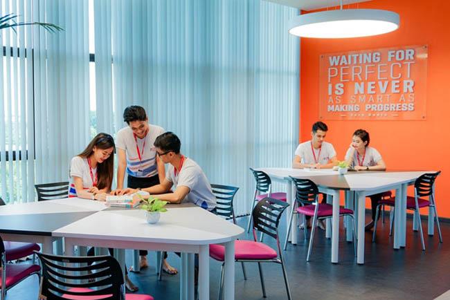 Cận cảnh diện mạo thư viện truyền cảm hứng đầu tiên tại Việt Nam - 3