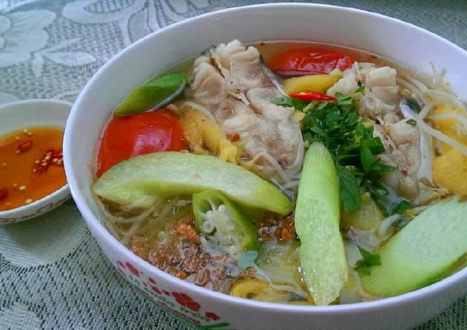 10 món hấp dẫn, tốt cho sức khỏe từ cá bông lau - 2