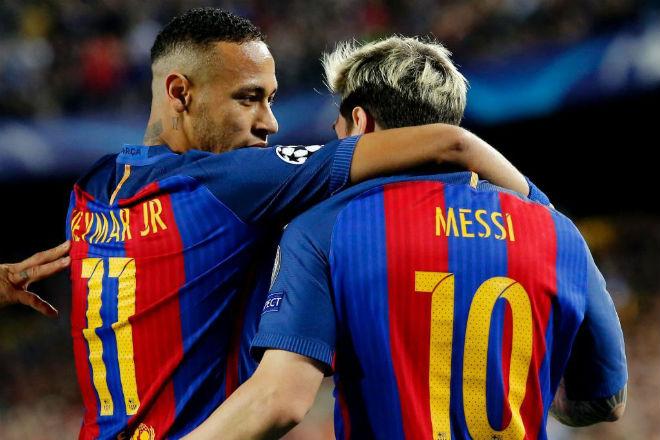 """Barca: Vì Quả bóng Vàng, Neymar bắt đầu """"ghét"""" Messi - 1"""