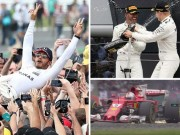 """BXH đua xe F1 - British GP: """"Ngọc đen"""" tỏa sáng, Vettel """"run rẩy"""""""