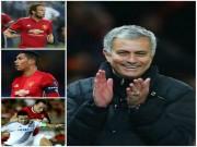 "Bóng đá - MU: HLV Mourinho hé lộ ""bí kíp"" đấu Real Madrid, Man City"