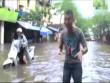 Clip: MƯU HÈN KẾ BẨN mùa mưa ngập
