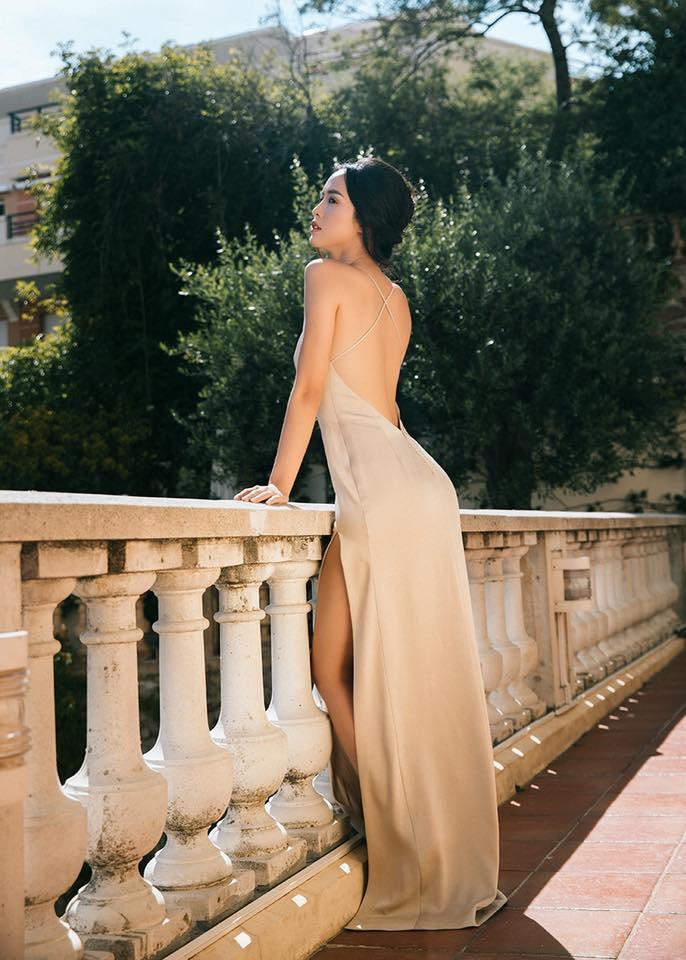 Váy trong suốt của Huyền My chỉ xếp thứ 4 top mặc đẹp - 8