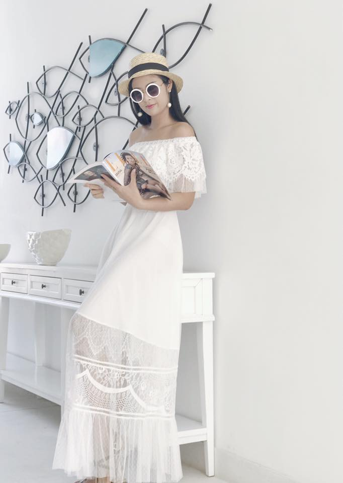 Váy trong suốt của Huyền My chỉ xếp thứ 4 top mặc đẹp - 10