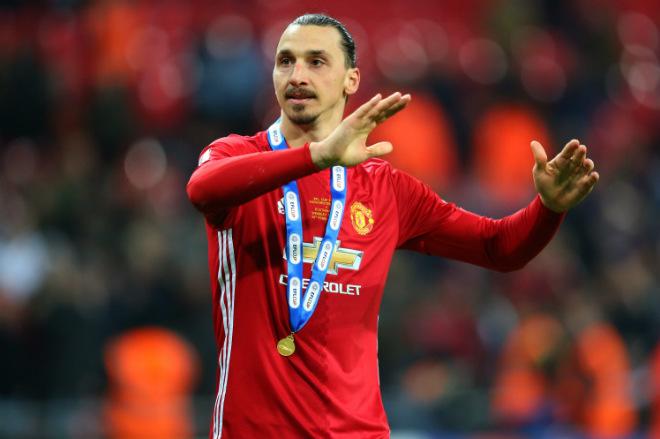 """Chuyển nhượng MU: Ibrahimovic lộ dấu hiệu trở lại """"Quỷ đỏ"""" - 1"""