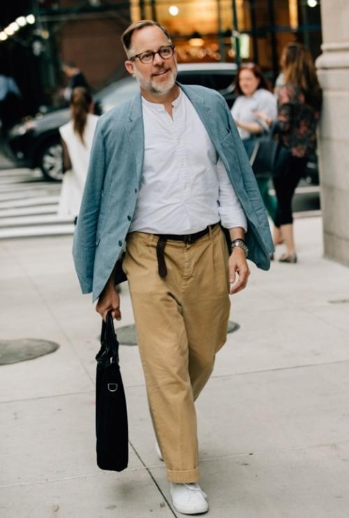 Đừng vội cho là điệu đà, đàn ông manly bây giờ cũng rất cần túi xách! - 1
