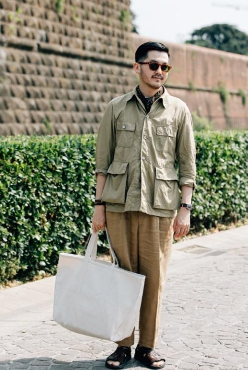 Đừng vội cho là điệu đà, đàn ông manly bây giờ cũng rất cần túi xách! - 5