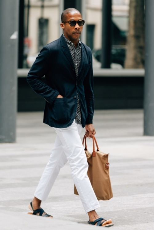 Đừng vội cho là điệu đà, đàn ông manly bây giờ cũng rất cần túi xách! - 12